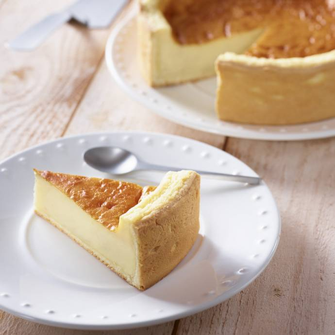 Flan pâtissier traditionnel sans pâte
